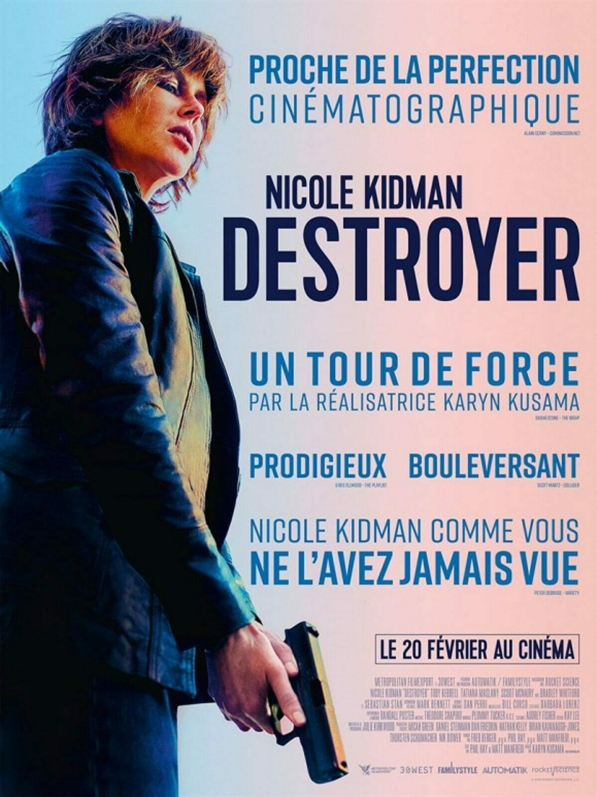 Destroyer-poster