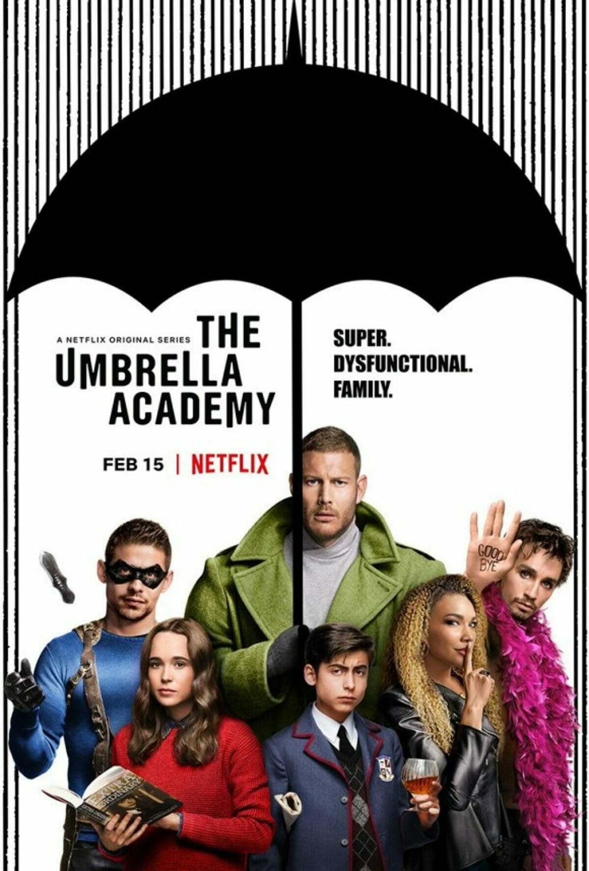 Umbrella-Academy-poster-saison1