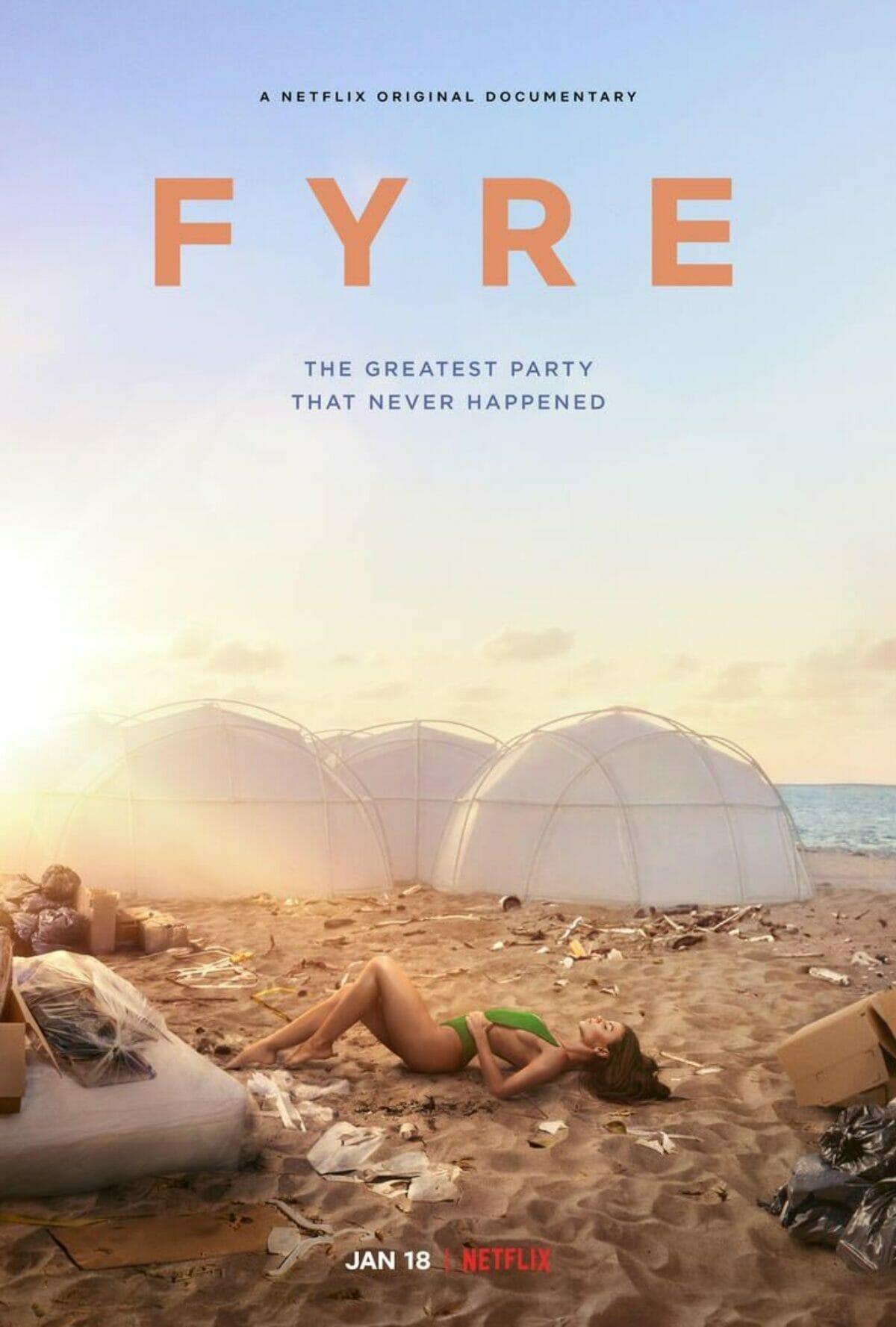 Fyre-poster
