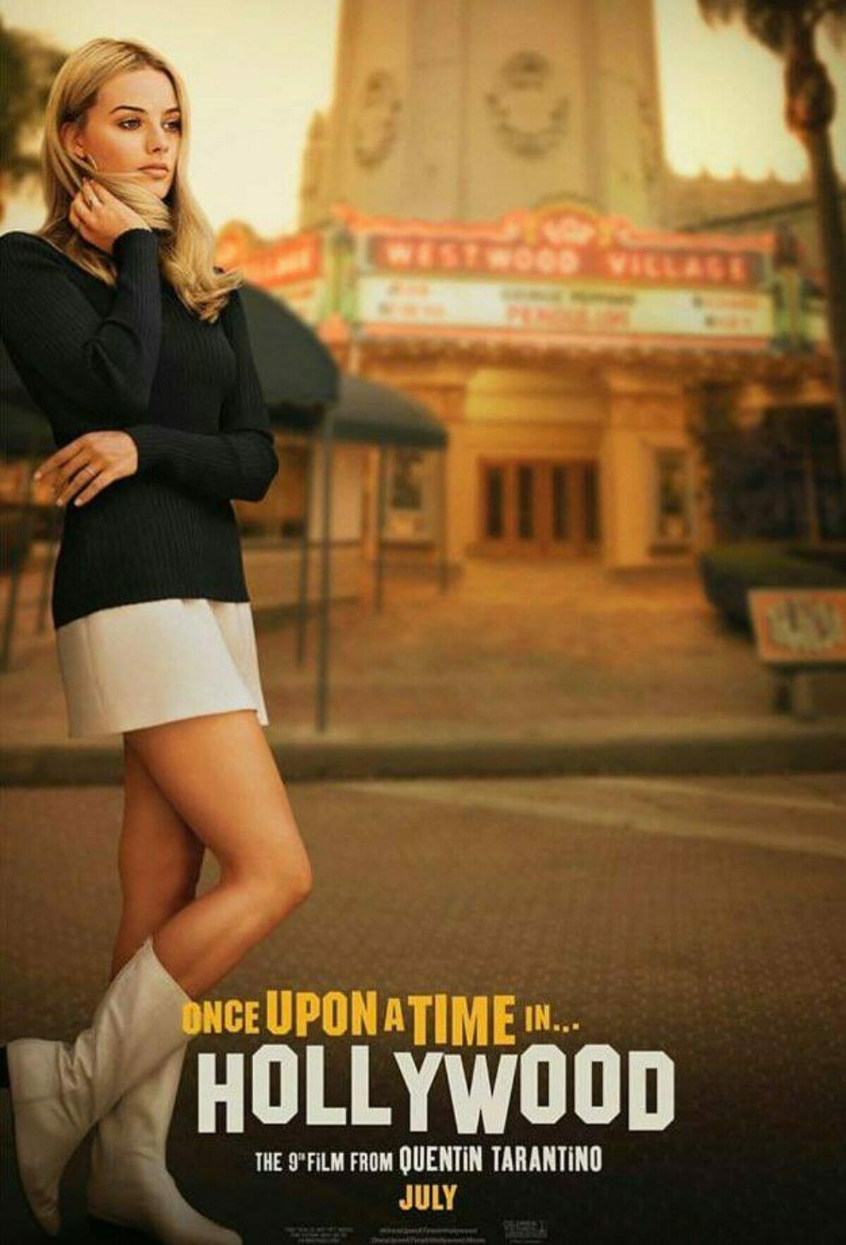 Once-upon-a-tim-in-hollywood-poster-Margot-Robbie
