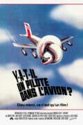 Y-a-t-il un pilote dans l'avion-poster