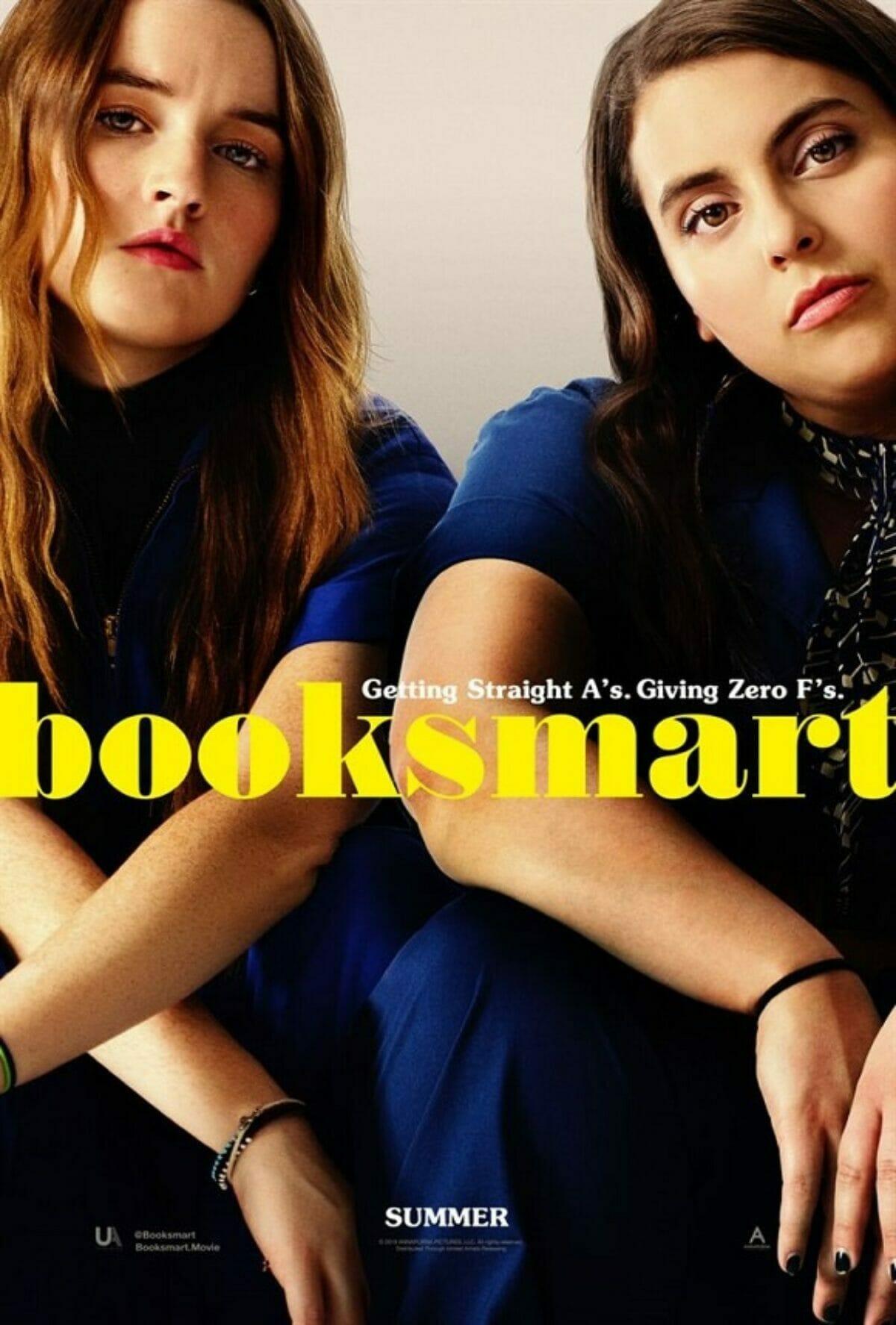 Booksmart-poster