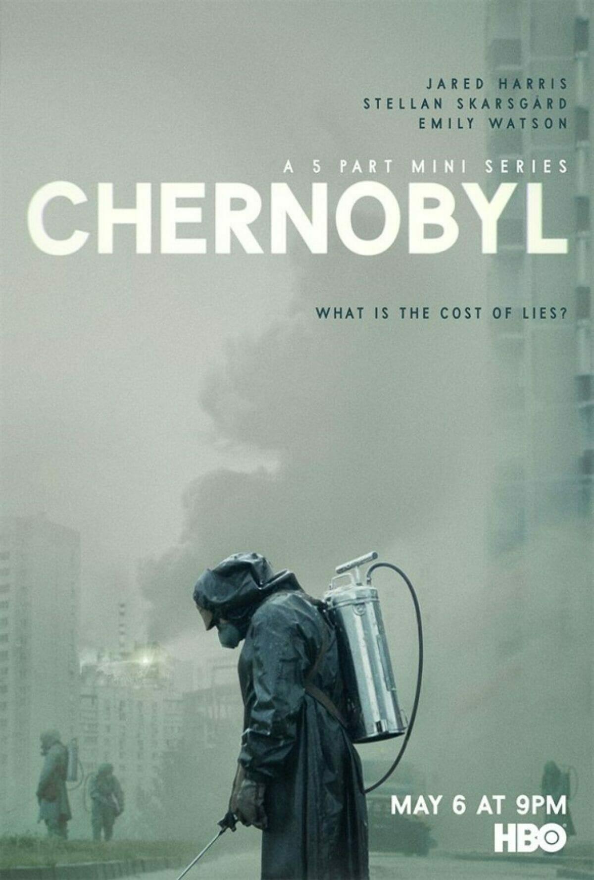 Chernobyl-poster