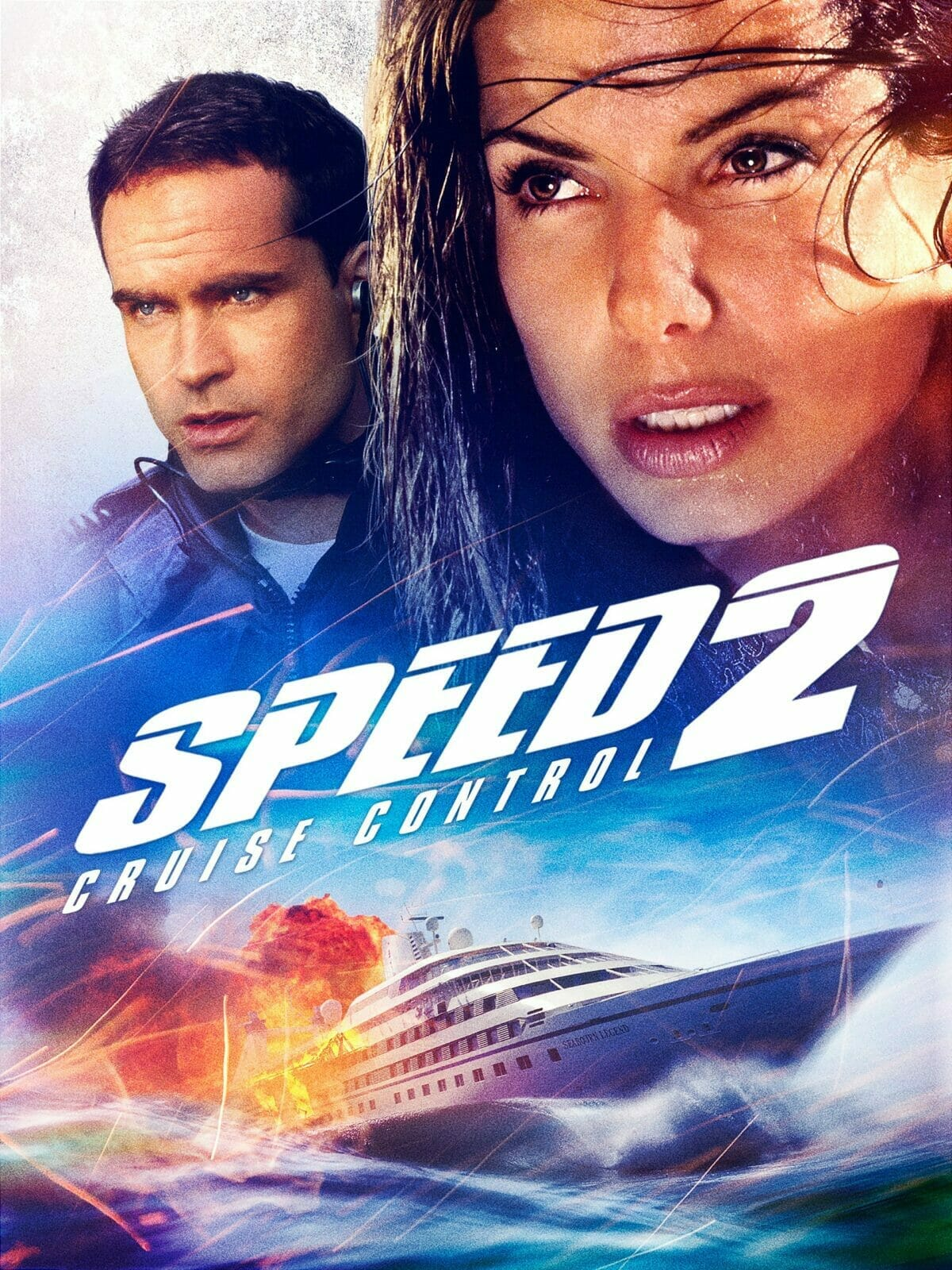 Speed-2-poster