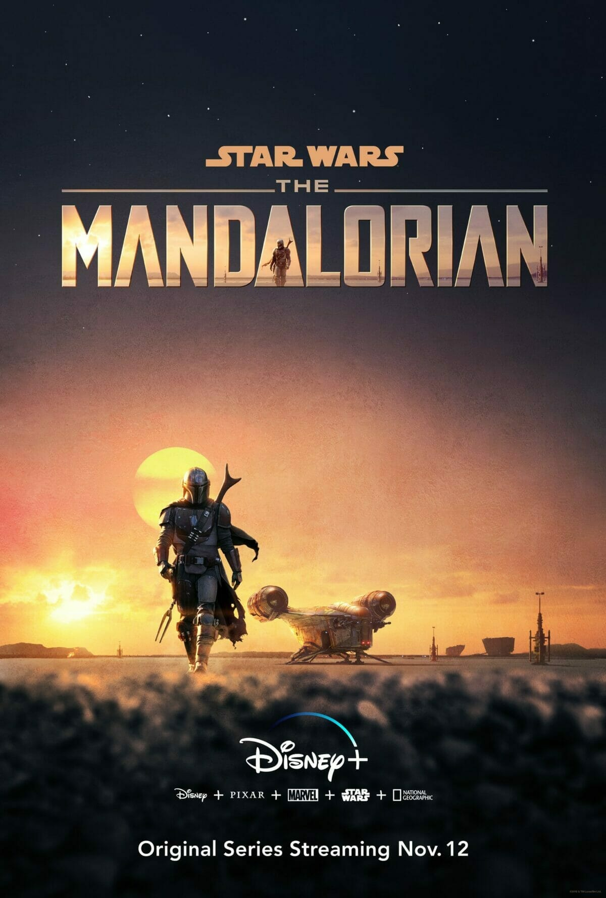 Mandalorian-poster
