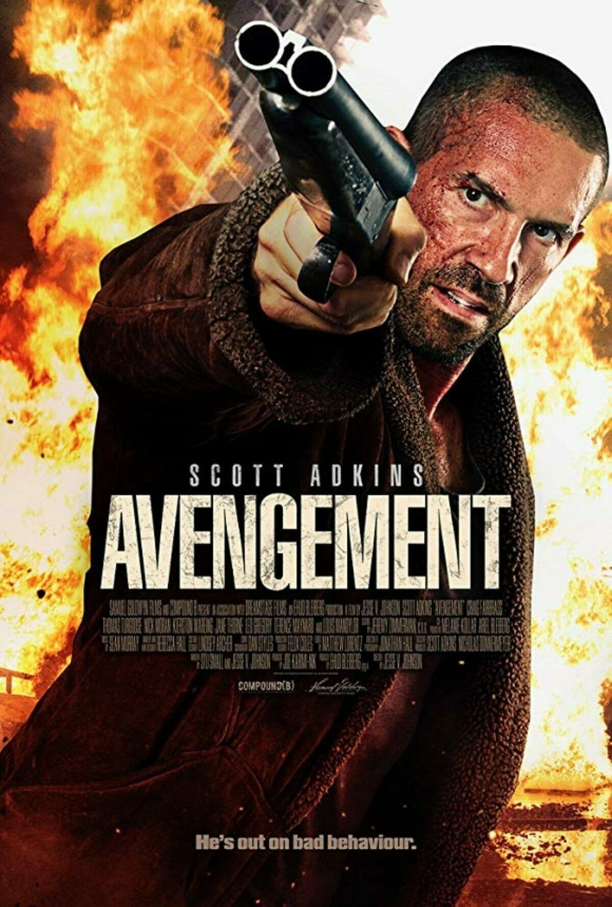 Avengement-Poster
