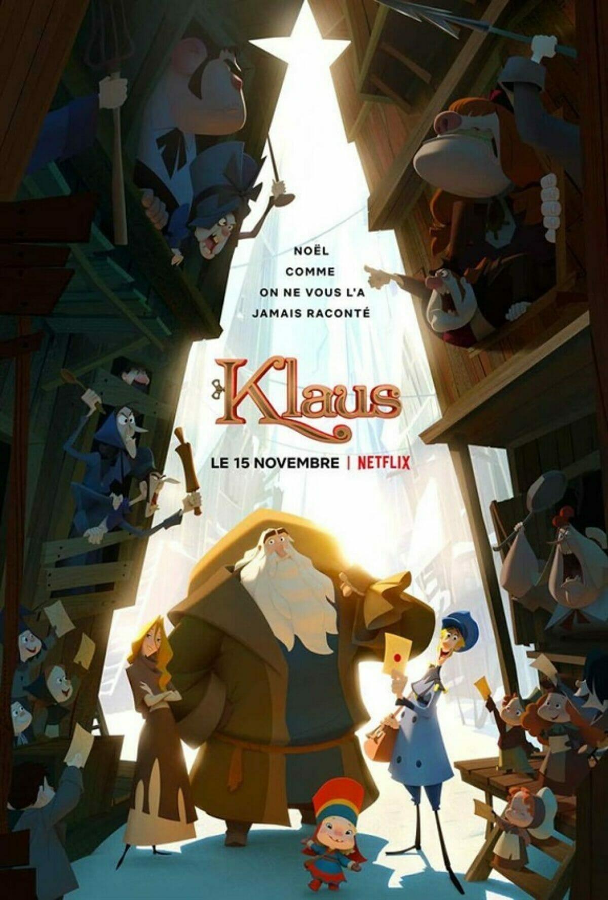 Klaus-poster