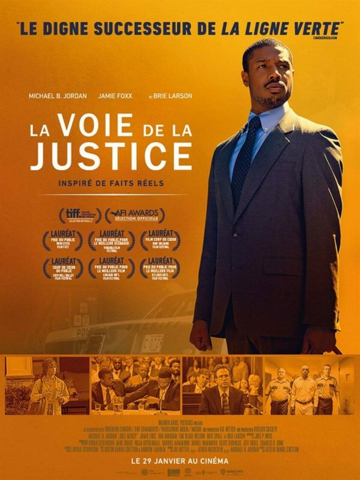 La-voie-de-la-justice-poster