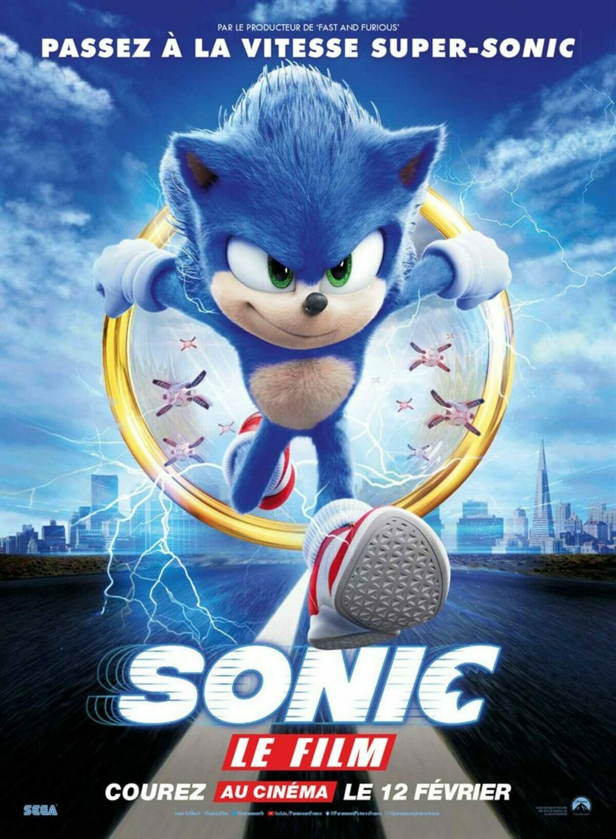 Sonic-poster