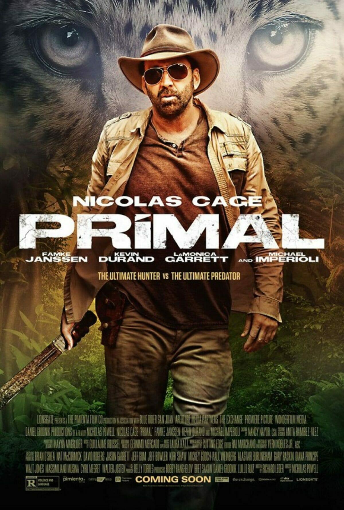 Primal-poster