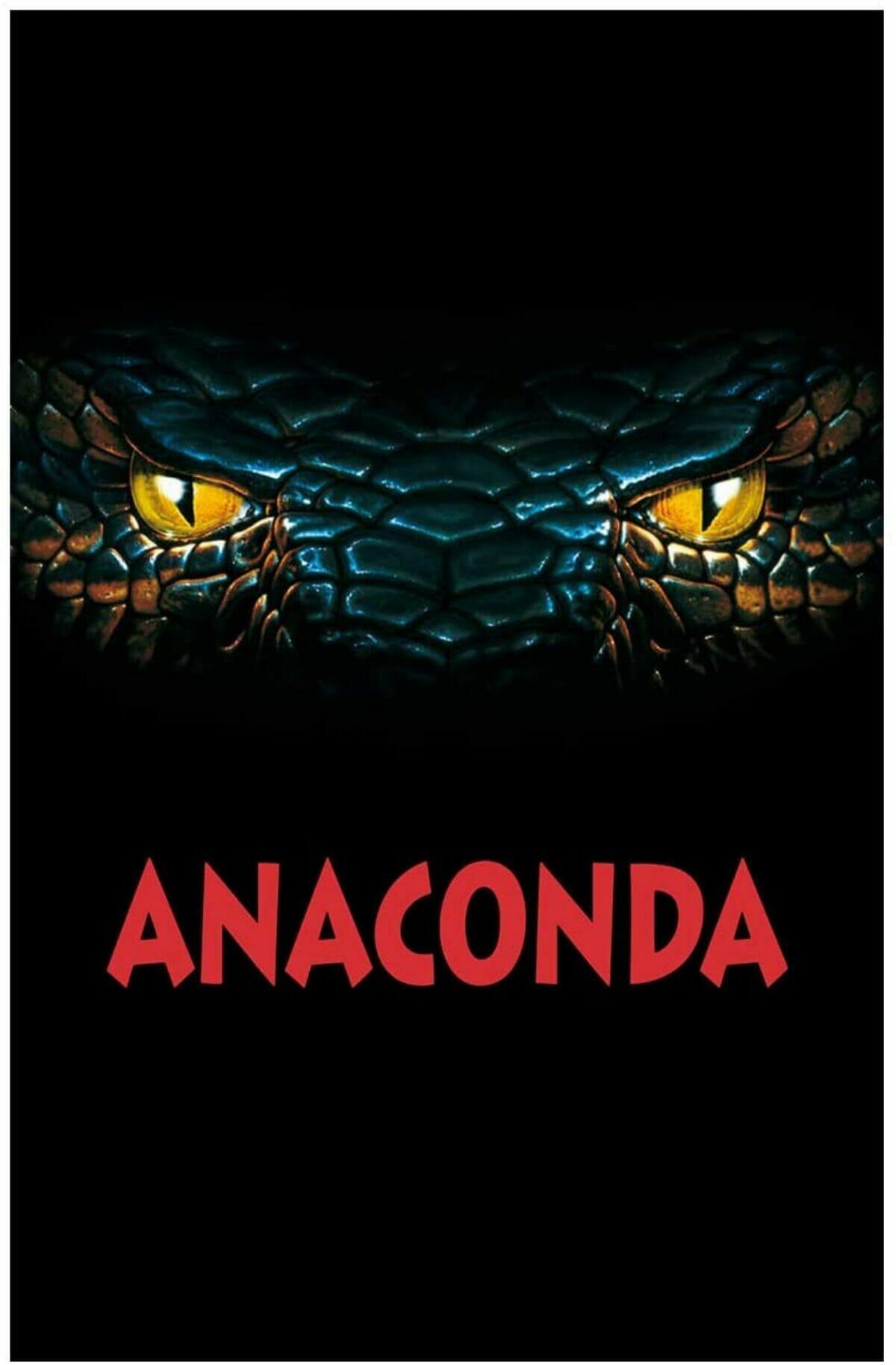 Anaconda-poster
