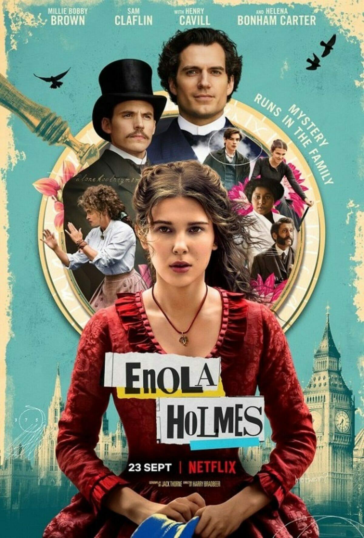 Enola-Holmes-poster