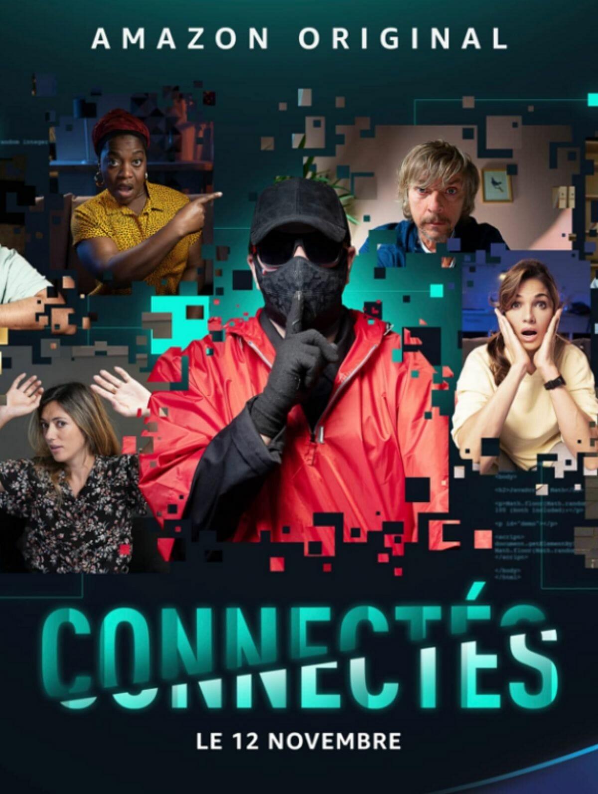 Connectés-poster