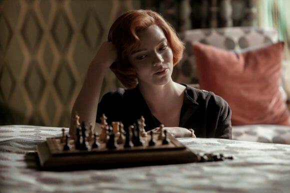 Le-jeu-de-la-dame-The-Queens-Gambit