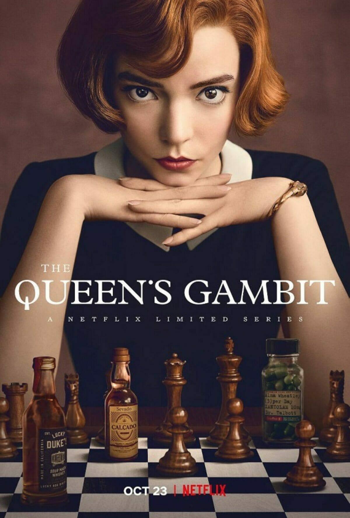 The-queens-gambit-le-jeu-de-la-dame-poster