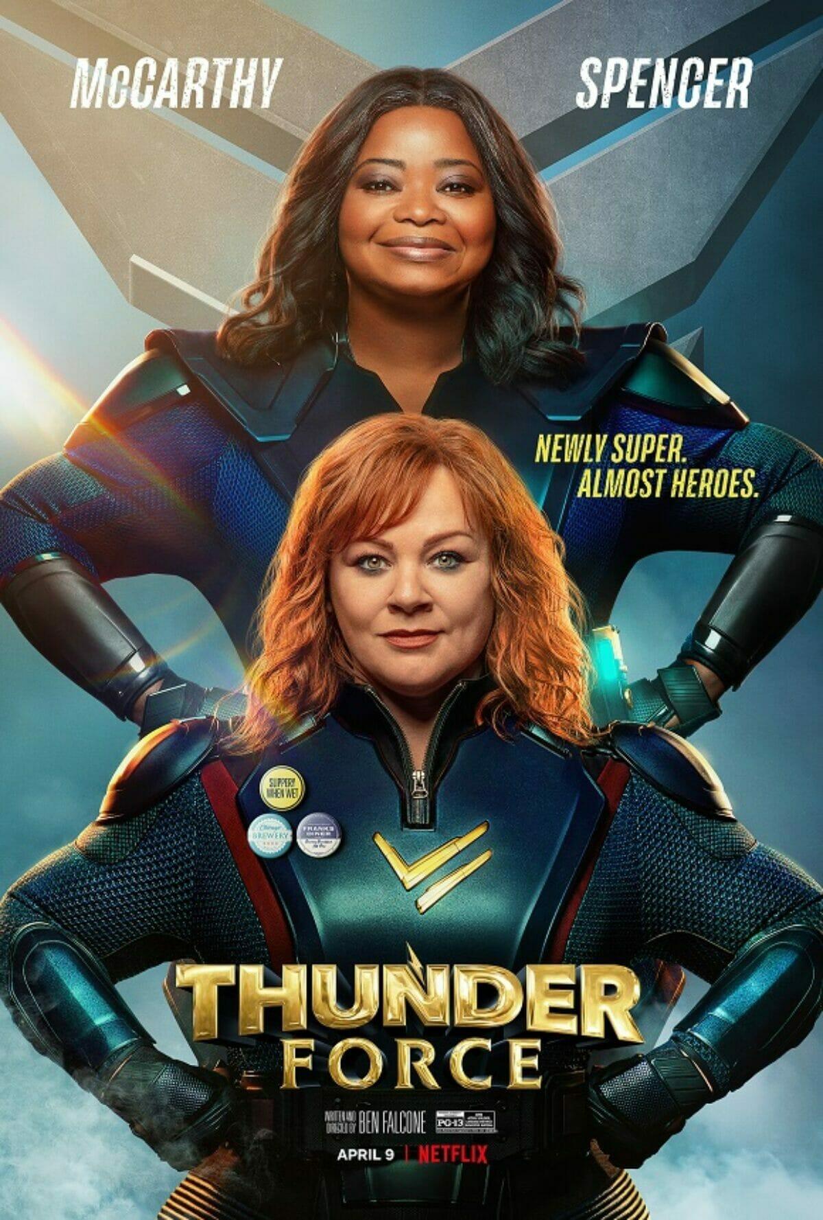 Thunder-Force-poster